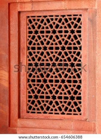 stone window #654606388