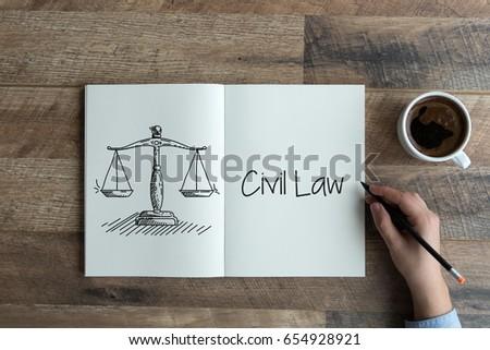 CIVIL LAW CONCEPT #654928921