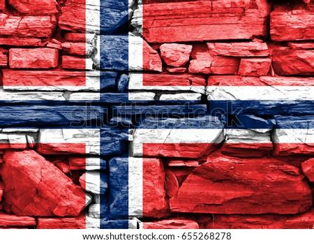 Flag of Norway #655268278