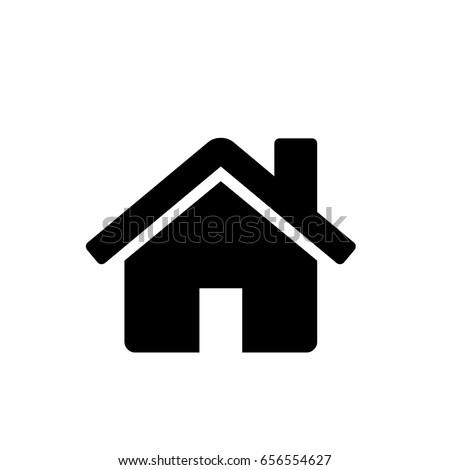 Home icon Royalty-Free Stock Photo #656554627