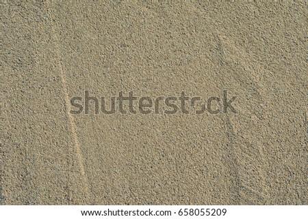 Close up sandstone texture background. #658055209