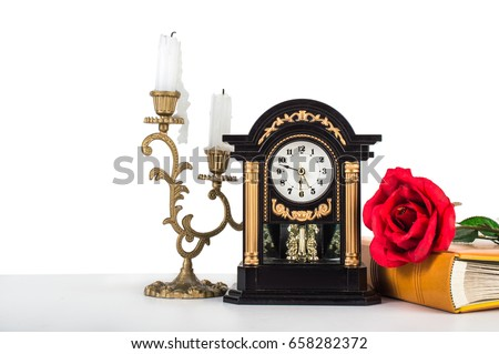 Beauty and the Beast Set Royalty-Free Stock Photo #658282372