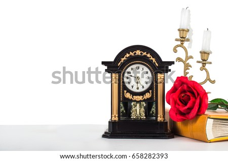 Beauty and the Beast Set Royalty-Free Stock Photo #658282393