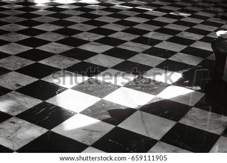 plaid floor #659111905