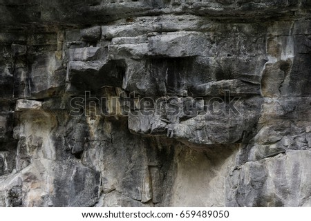 Changing stresses bring about more cracking and rock deformation