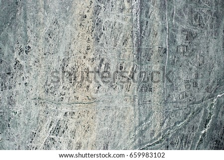 Gray marble stone texture  #659983102