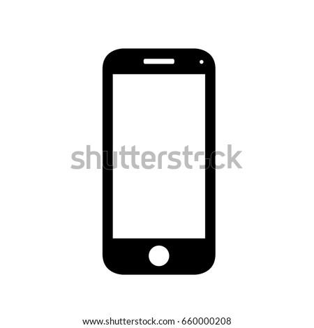 Mobile - Vector icon