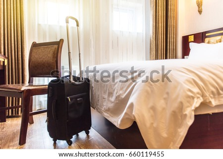View of hotel room #660119455