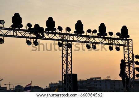 truss for lighting equipment #660984562