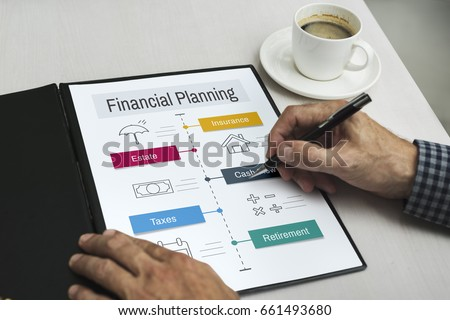 Investment Professional Service Financial Planning #661493680