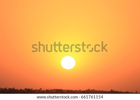 Sunset #661761154