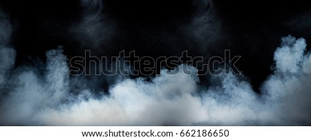 Image of a swirling dense smoke #662186650