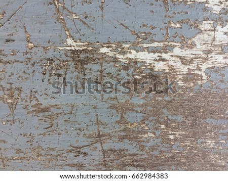 Old grey scratch wood texture backdrop #662984383
