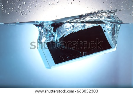 Submersible smart phone #663052303