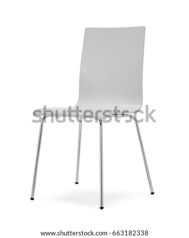 chair isolated on white background #663182338