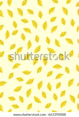 Seamless pattern for decorating paper, wallpaper, fabric, background. Vector illustration. #663390088