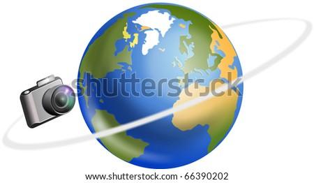 Earth photo #66390202