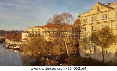 Prague - the capital of the Czech Republic #664052164
