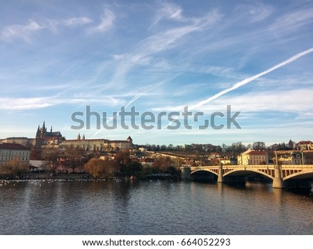Prague - the capital of the Czech Republic #664052293