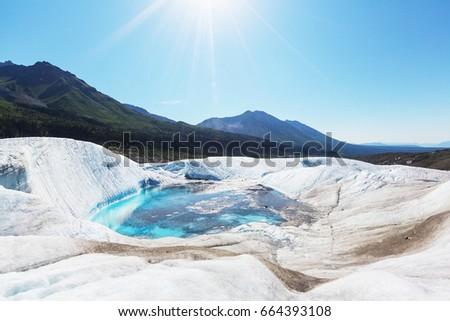 Wrangell-St. Elias National Park and Preserve, Alaska. #664393108