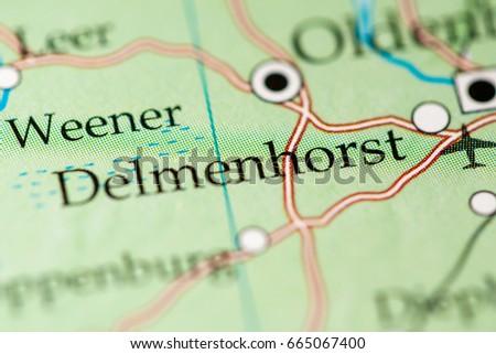 Delmenhorst. Germany Royalty-Free Stock Photo #665067400