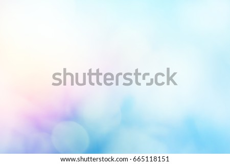 glitter sweet color bokeh, focus soft blur sweet color filter abstract for background