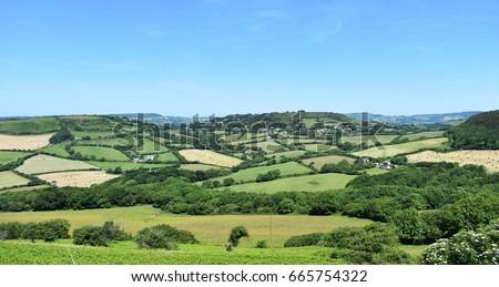 English countryside #665754322