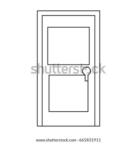 door icon image #665831911