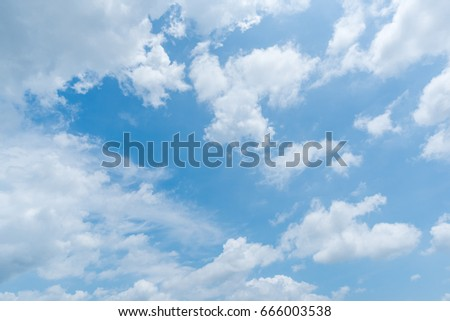 clear blue sky background,clouds with background. #666003538