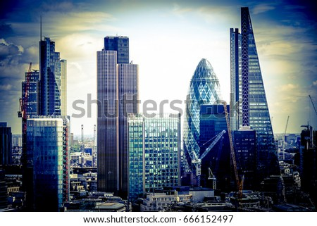 City of London #666152497