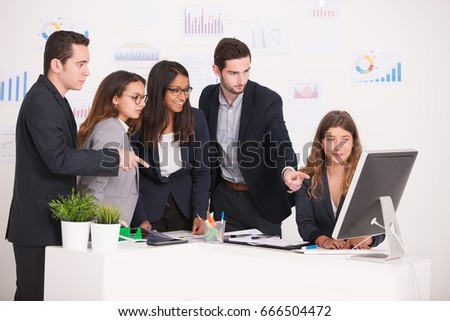 business team #666504472