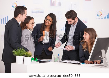 business team #666504535