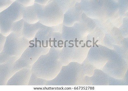Beautiful sand nature #667352788