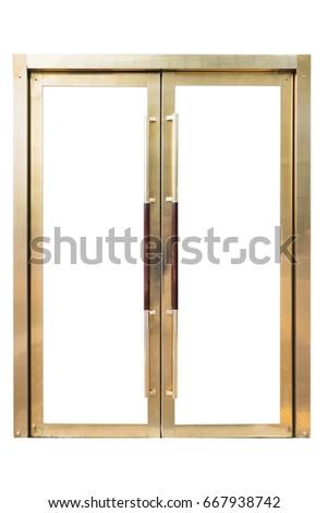 isolated doors #667938742