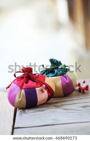 celebration image of Korea,lucky bag #668690173