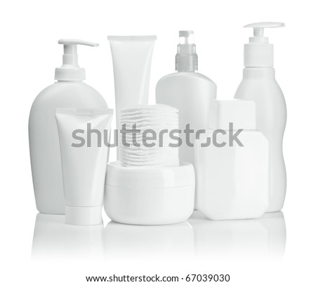 composition for skin care isolated #67039030
