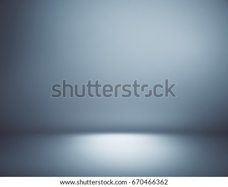 Abstract light grey background/interior. Copy space