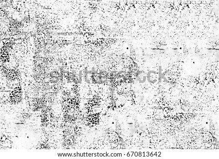 Abstract background in black white. Grunge texture black and white. Black and white halftone #670813642