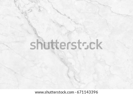 White marble texture background with detailed structure bright and luxurious, abstract marble texture in natural patterns for design art work, white stone floor pattern with high resolution. #671143396