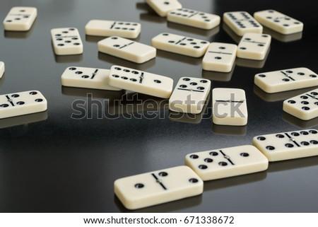 Dominoes  #671338672