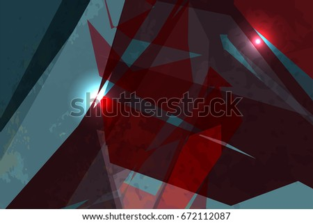 Abstract Backgrounds Design, vector illustration #672112087