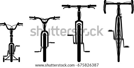 Family Bicycles Front
