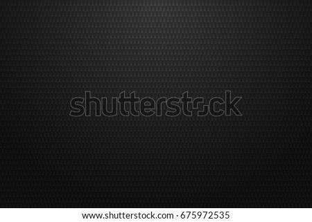 Black carbon texture. Dark background. #675972535