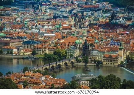 View for Prague  #676170994