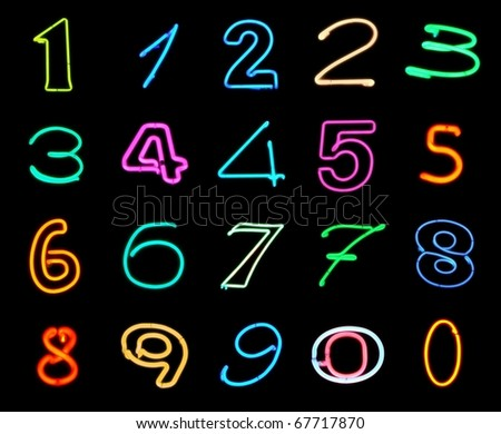 Neon numbers #67717870