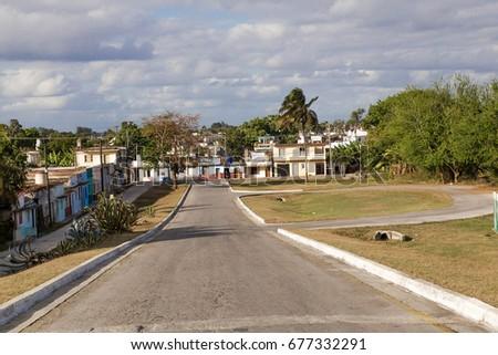 Santa Clara Cuba #677332291