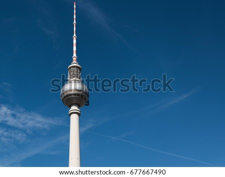 Berlin #677667490