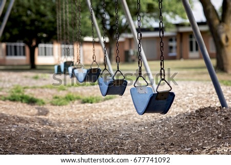 Swing Set  #677741092