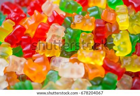 Gummy Bears Candy