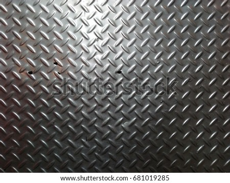 Steel plate metal texture background #681019285